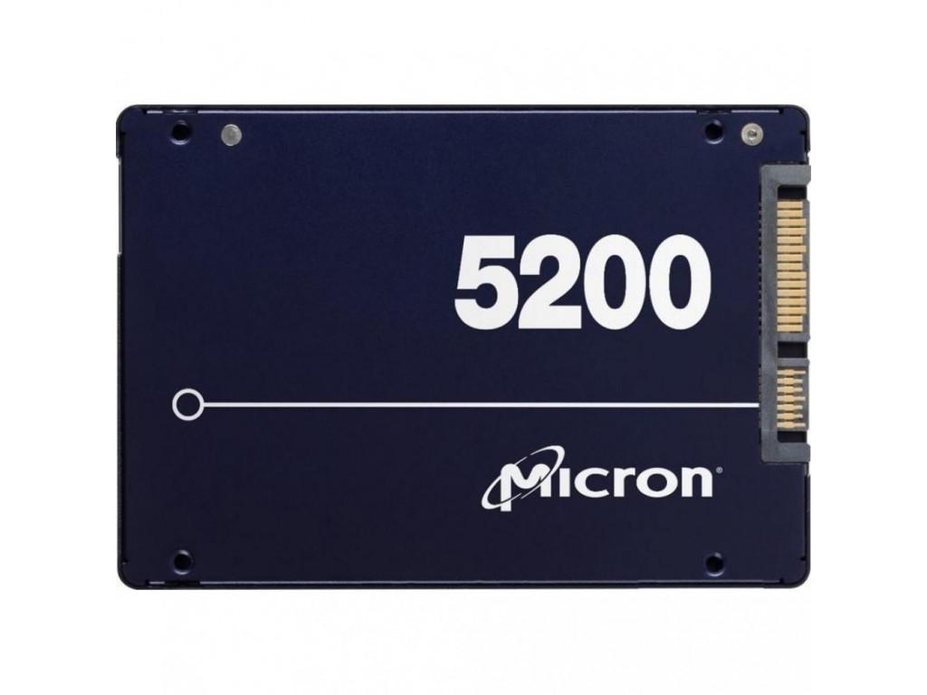 SSD накопитель 480Gb Micron 5200 Max (MTFDDAK480TDN-1AT1ZABYY)