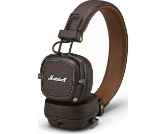 Наушники Marshall Major III Bluetooth Brown (4092187)