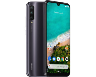 Смартфон Xiaomi Mi A3 4/64Gb Kind of Gray |Global|