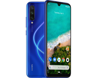 Смартфон Xiaomi Mi A3 4/64Gb Not just Blue |Global|