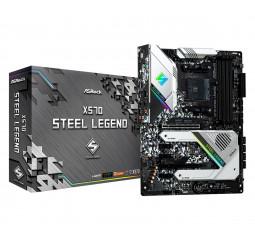 Материнская плата ASRock X570 Steel Legend