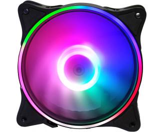 Кулер для корпуса Cooling Baby Rainbow Spectrum 12025HBRGB