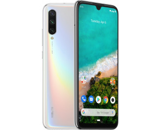 Смартфон Xiaomi Mi A3 4/128Gb More than White |Global|