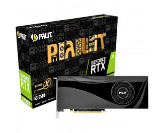 Видеокарта Palit GeForce RTX 2070 SUPER X (NE6207S019P2-180F)