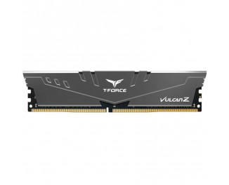 Оперативная память DDR4 8 Gb (2666 MHz) Team T-Force Vulcan Z Gray (TLZGD48G2666HC18H01)