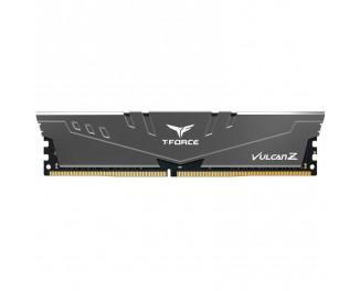 Оперативная память DDR4 8 Gb (2666 MHz) Team T-Force Vulcan Z Gray (TLZGD48G2666HC18H01)