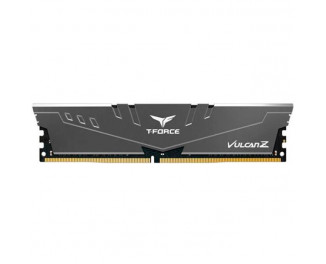 Оперативная память DDR4 16 Gb (2666 MHz) Team Vulcan Z Grey (TLZGD416G2666HC18H01)