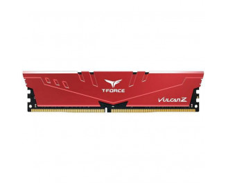 Оперативная память DDR4 16 Gb (2666 MHz) Team Vulcan Z Red (TLZRD416G2666HC18H01)