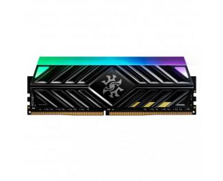 Оперативная память DDR4 8 Gb (3200 MHz) ADATA XPG Spectrix D41 Tungsten Grey (AX4U320038G16-ST41)