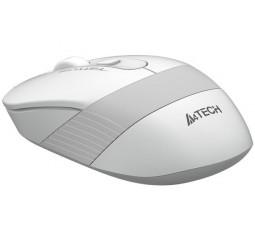 Мышь беспроводная A4Tech FG10 White USB