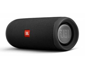 Портативная колонка JBL Flip 5 Black (JBLFLIP5BLUAM)
