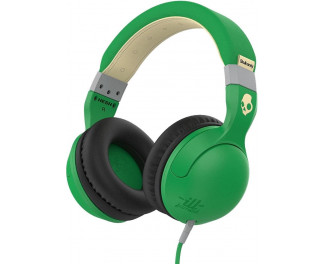 Наушники Skullcandy Hesh 2.0 IllFamed/Green/Cream Mic1 (S6HSHY-465)