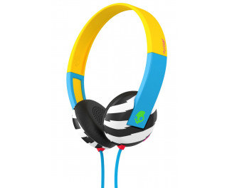 Наушники Skullcandy Uproar Locals Only/Blue/Green (S5URHT-493)