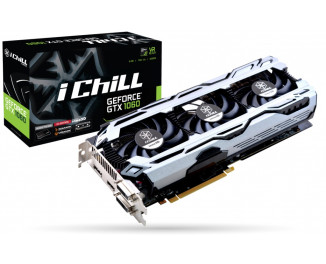 Видеокарта Inno3D GeForce GTX 1060 6GB X3 (C1060-4SDN-N5GSX)