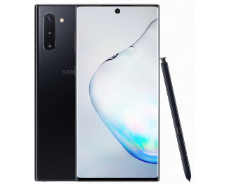 Смартфон Samsung Galaxy Note10 8/256Gb Aura Black (N9700) |Snapdragon Ver.|