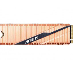 SSD накопитель 1 TB Gigabyte Aorus NVMe Gen4 (GP-ASM2NE6100TTTD)