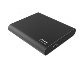 Внешний SSD накопитель 500Gb PNY Pro Elite (PSD0CS2060-500-RB)