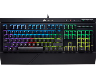 Клавиатура Corsair K68 RGB Cherry MX Red USB (CH-9102010-RU)