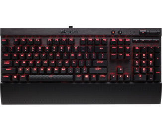 Клавиатура Corsair K70 Lux Cherry MX Red USB (CH-9101020-RU)