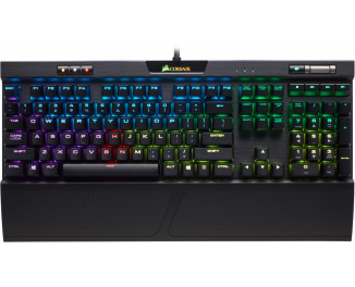 Клавиатура Corsair K70 RGB MK.2 Cherry MX Red USB (CH-9109010-RU)