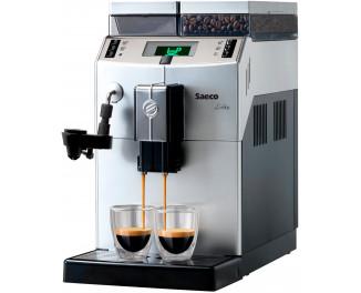 Кофемашина автоматическая Saeco Lirika Plus Cappuccino Silver (RI9841/01)
