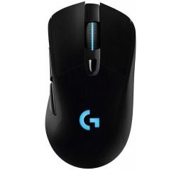 Мышь беспроводная Logitech G703 Lightspeed Black USB (910-005640)