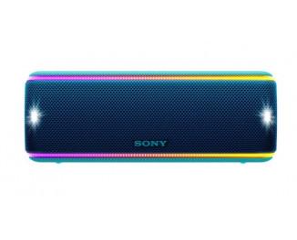Портативная колонка Sony SRS-XB31 Blue (SRSXB31L.RU2)