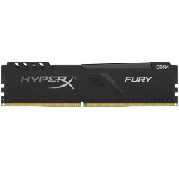 Оперативная память DDR4 8 Gb (3200 MHz) Kingston HyperX Fury Black (HX432C16FB3/8)