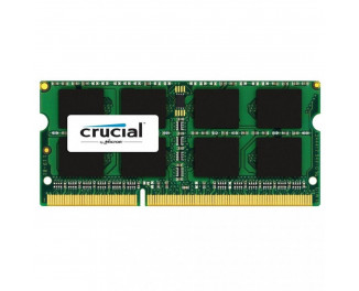 Память для ноутбука SO-DIMM DDR3 8 Gb (1866 MHz) Crucial (CT8G3S186DM)