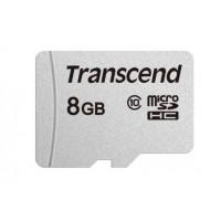 Карта памяти microSD 8Gb Transcend class 10 UHS-I (TS8GUSD300S)