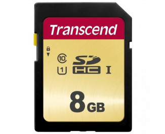 Карта памяти SD 8Gb SD Transcend 300S class 10 (TS8GSDC300S)