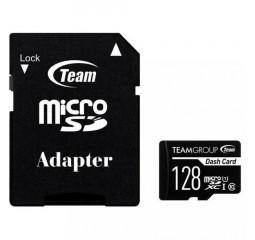 Карта памяти microSD 128Gb Team class 10 UHS-I (TDUSDX128GUHS03)