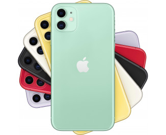Смартфон Apple iPhone 11 64 Gb White (MHDC3)