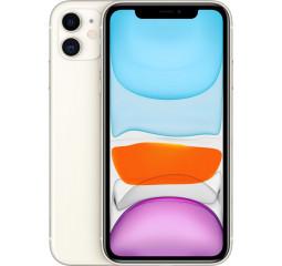 Смартфон Apple iPhone 11 128 Gb White (MWLF2)