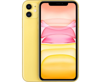 Смартфон Apple iPhone 11 128 Gb Yellow (MWLH2)