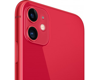 Смартфон Apple iPhone 11 128 Gb (PRODUCT) RED