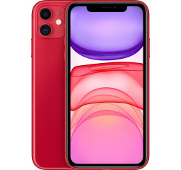 Смартфон Apple iPhone 11 256 Gb (PRODUCT) RED