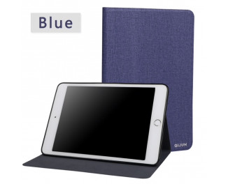 Чехол для планшета Xiaomi Mi Pad 4 Plus  QUJUN Smart Cover /blue