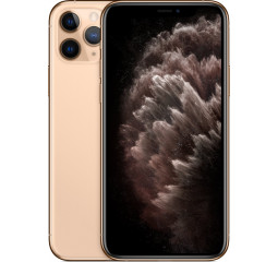 Смартфон Apple iPhone 11 Pro Max 64 Gb Gold (MWH12)