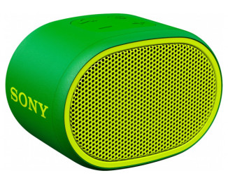 Портативная колонка Sony SRS-XB01 Green (SRSXB01G.RU2)
