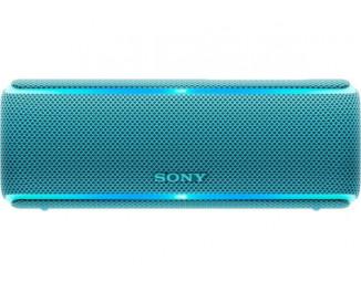 Портативная колонка Sony SRS-XB21 Blue (SRSXB21L.RU2)