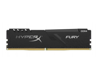 Оперативная память DDR4 16 Gb (3200 MHz) Kingston HyperX Fury Black (HX432C16FB3/16)