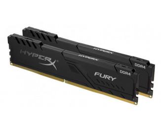 Оперативная память DDR4 16 Gb (3466 MHz) (Kit 8 Gb x 2) Kingston HyperX Fury Black (HX434C16FB3K2/16)