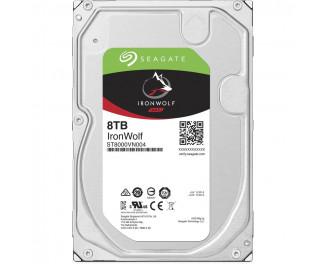 Жесткий диск 8 TB Seagate IronWolf (ST8000VN004)