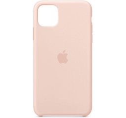 Чехол для Apple iPhone 11 Pro Max  Silicone Case /pink sand