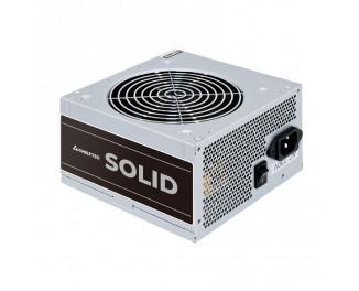 Блок питания 700W Chieftec Solid (GPP-700S)