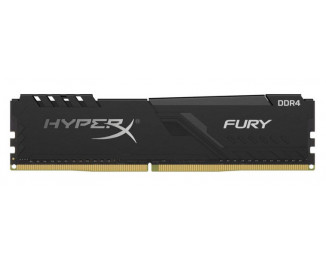 Оперативная память DDR4 16 Gb (2666 MHz) Kingston HyperX Fury Black (HX426C16FB3/16)