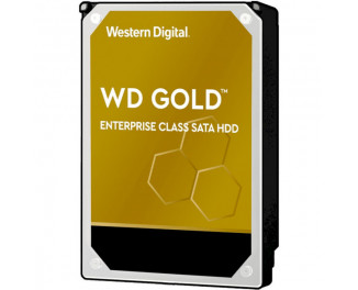 Жесткий диск 8 TB WD Gold (WD8004FRYZ)
