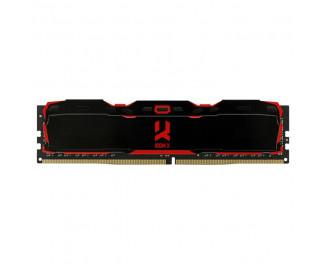 Оперативная память DDR4 8 Gb (3200 MHz) GOODRAM IRDM X (IR-X3200D464L16S/8G)