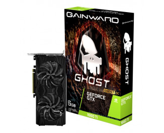 Видеокарта Gainward GeForce GTX 1660 Ti Ghost OC (426018336-4436)